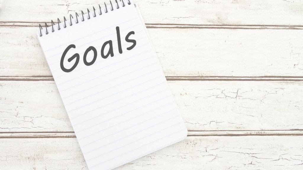 ブログ3ヶ月目の目標